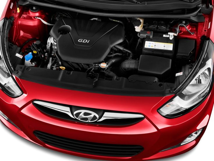 2015 Hyundai Accent Hatchback Engine Car has 1.6L 4-cyl engine that provides enough power to drive on the city streets. And also, car has better safety systems.