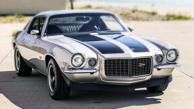 1971 Chevrolet Camaro Z28 Replica - 1