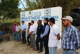 Tres localidades del municipio de Arroyo Seco fueron incluidas en el programa de Hombro con Hombro de la SEDESOQ, recientemente...