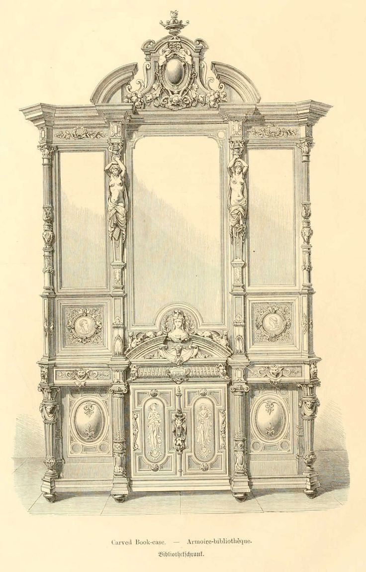 img/dessins meubles mobilier/armoire-bibliotheque.jpg
