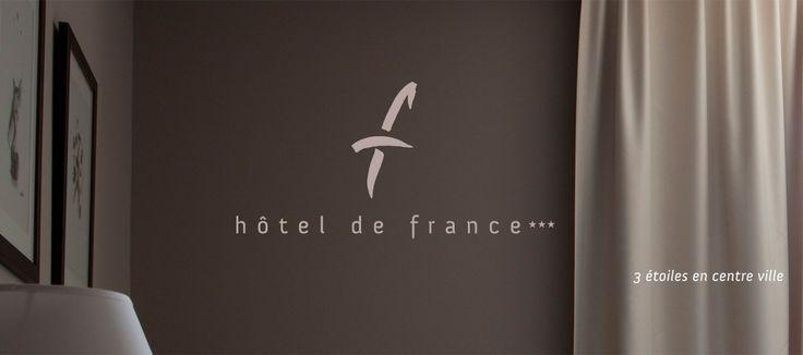 Hotel de France, Valence, France