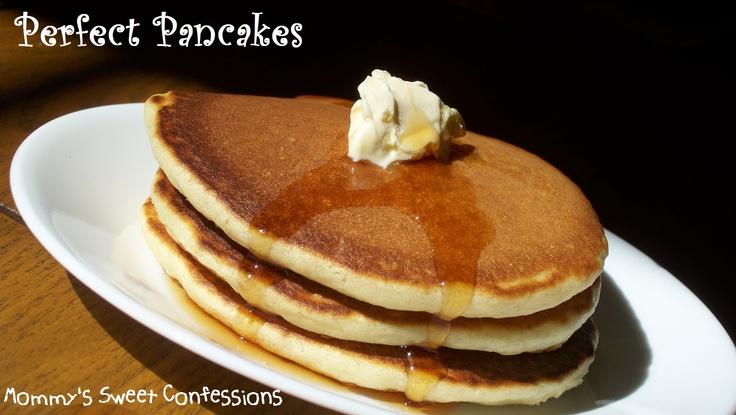 My Recipe Magic-Perfect  Fluffy Pancakes