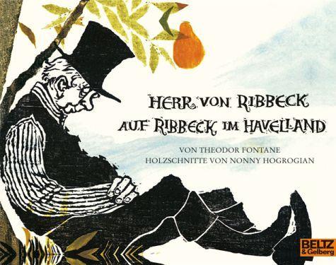 Herr von Ribbeck auf Ribbeck im Havelland Theodor Fontane