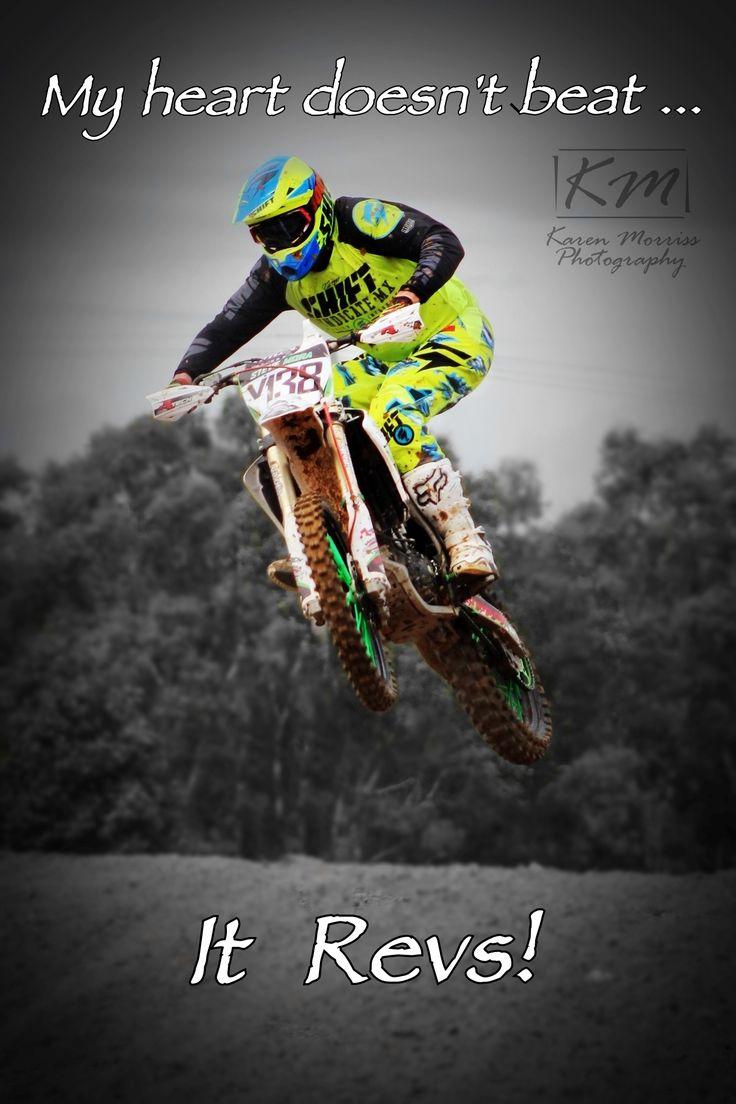 Steve - Motocross Quote