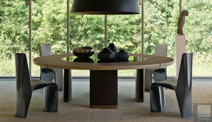Gordon Lazy Susan Table (With images)