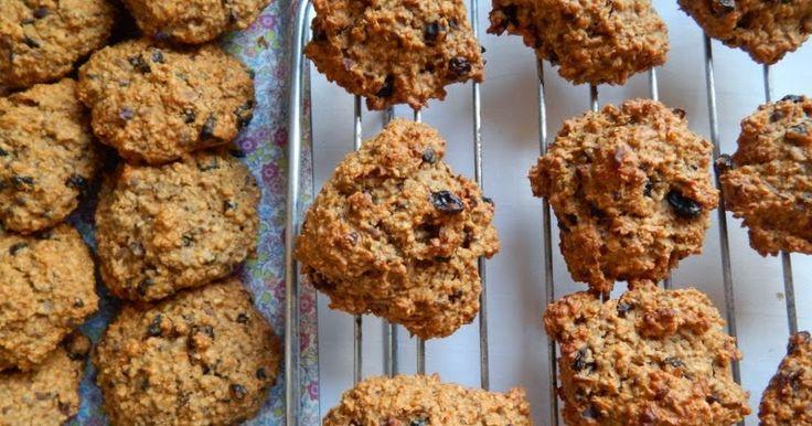 Υγιεινά και θρεπτικά μπισκότα με υπερτροφές made in Pepi's kitchen!