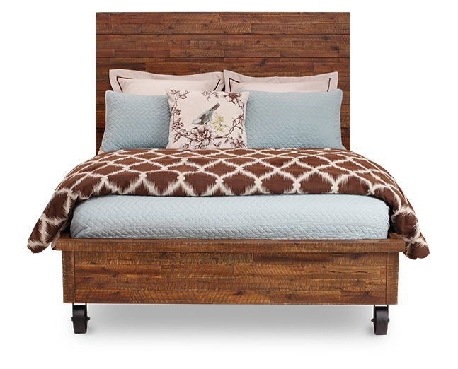 River ridge 3 piece queen panel bed group save 100 at for Panel beds for sale