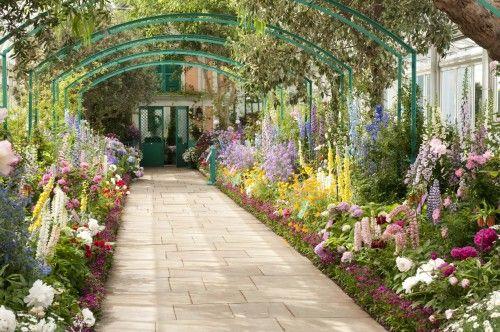 Monet's Garden landscapeMonets Garden, Gardens Inspiration, York Botanical, New York, Gardens Landscapes, Gardens Design, Dreams Gardens, Botanical Gardens, Monet Gardens