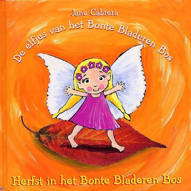 Elfjes en trollen: boek 'De elfjes van het Bonte Bladeren Bos'