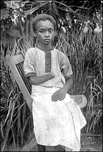 Christian Atrocities New Page at http://www.badnewsaboutchristianity.com/gh5_attrocities.htm Mutilation in the Congo Free State, 19th / 20th Century