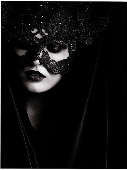 We all wear a mask. We all hide parts of ourselves. We're afraid of what people will think once the mask comes off, once all that's left is me.