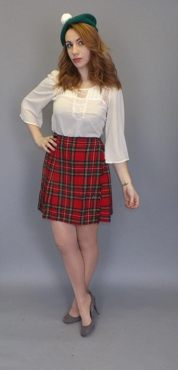 Vintage 1970s LairdPortch of Scotland Kilt Wrap by ...