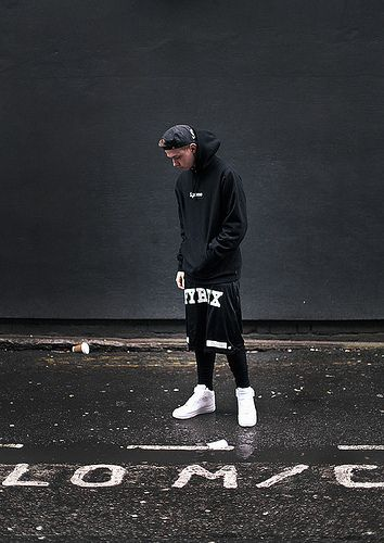 Pyrex Vision Shorts.  Swag out the loo.  Black.  #streetstyle #fashion