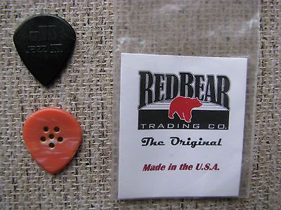 Red Bear Guitar Pick - No. 9 XH - Lightly Used