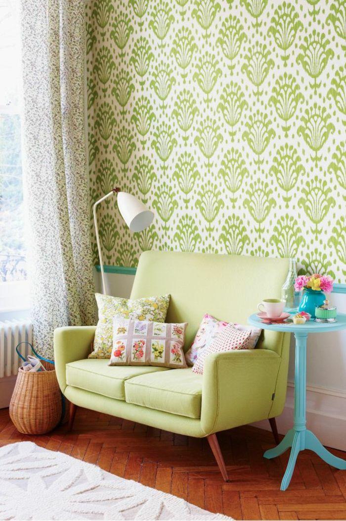 The 25+ best Sofa grün ideas on Pinterest