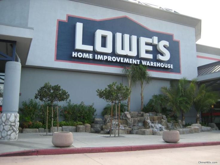Lowe's Home Improvement - info on financing home improvements - grants-gov.net