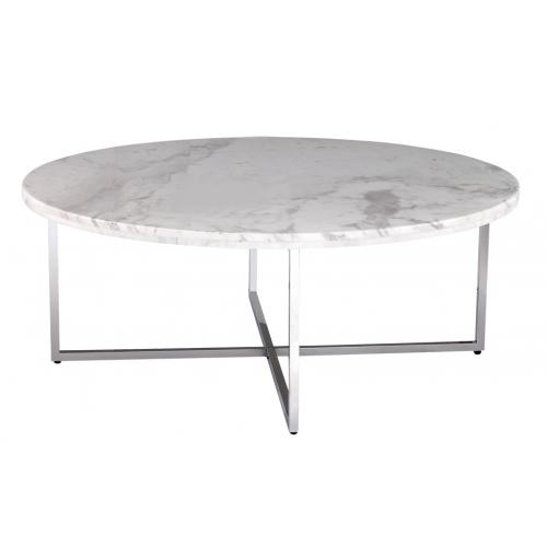 Temptation round marble coffee table 8cf007b living room for Table 6a of gstr 1