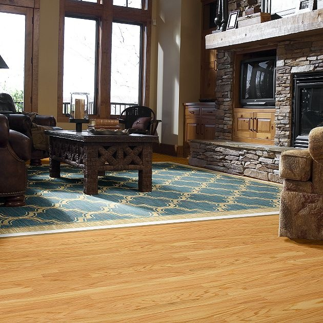 AreaRug Milazzo - 3VE57 - Blue - Flooring by Shaw