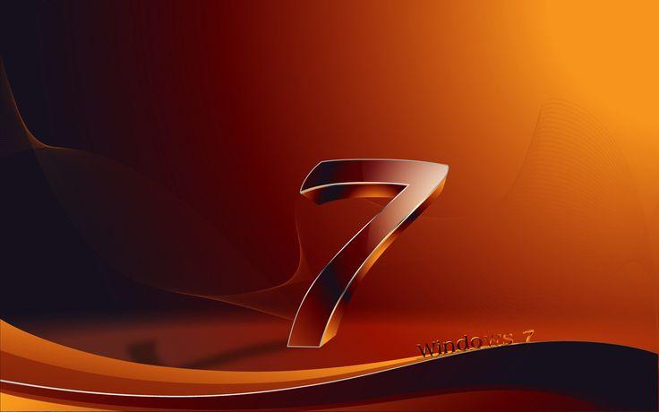 Orange | Orange Windows 7 - 1920x1200 - 16:10
