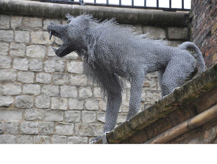 Kendra Haste - Animal Sculptor - Exhibitions