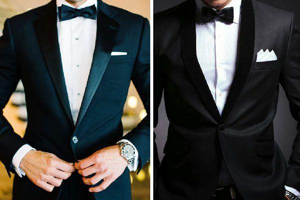 El smoking es el traje de novio para bodas en la noche pero de etiqueta formal #bodas #elblogdemaríajosé #trajenovio #tipoboda #etiquetaboda
