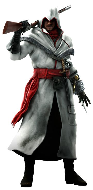 "I got Nikolai Orelov from ""Assassin's Creed Chronicles: Russia""! Which ""Assassin's Creed"" Character Are You?"
