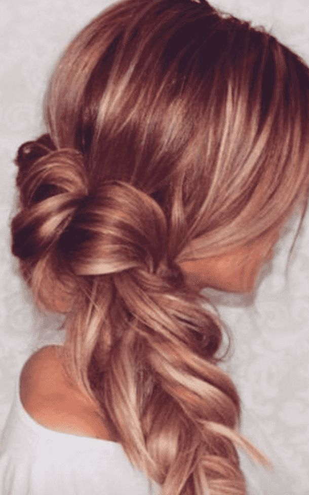 30 Best Rose Gold Hair Ideas Red Hair With Blonde Highlights Strawberry Blonde Hair Color Long Hair Color
