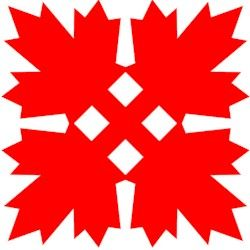 July 1 is Canada Day. Make a Canadian Maple Leaf Kerigami Craft. More Canadian crafts at www.freekidscrafts.com