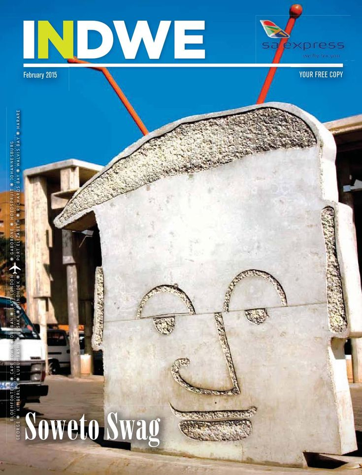 Indwe February 2015  The vast township of Soweto, once the centre of violence and turmoil in the struggle against apartheid, has become something of a scenic tourist attraction in the 20 odd years