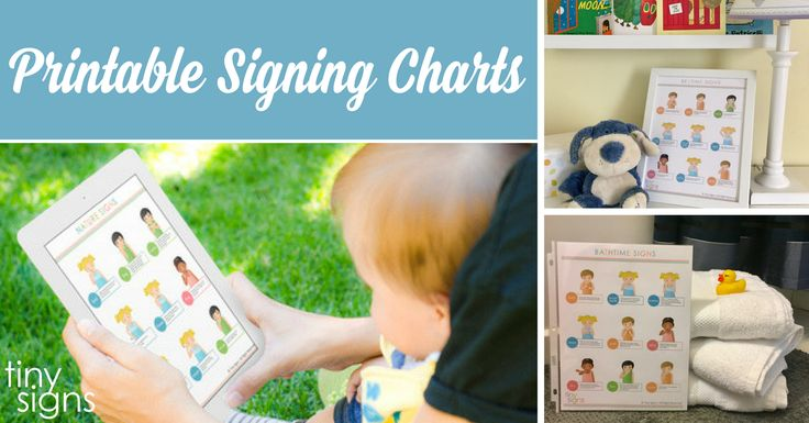 how to teach baby to sign