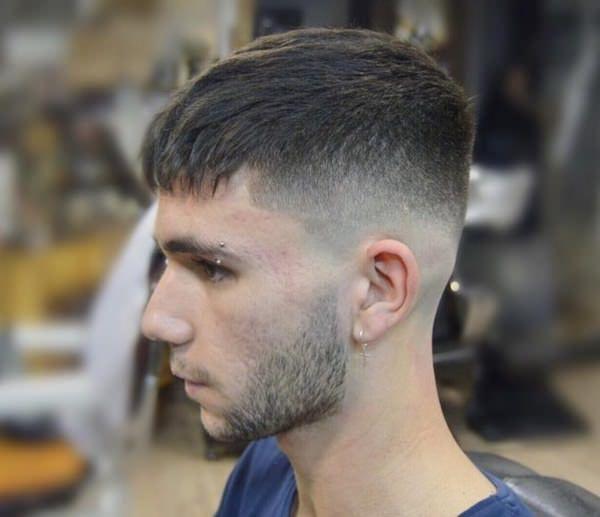49 Of The Best Caesar Haircut Ideas For This Year Best Caesar Haircut Ideas This Year Haarschnitt Ideen Haarschnitt Manner Barte Und Haare