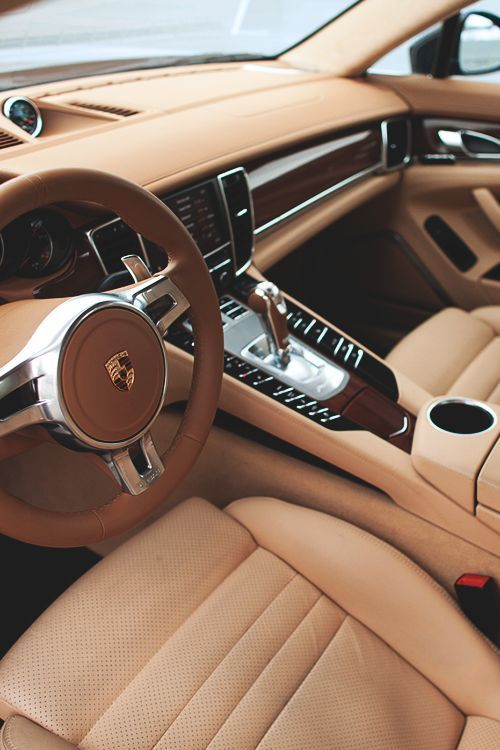 luxury car interior best photos