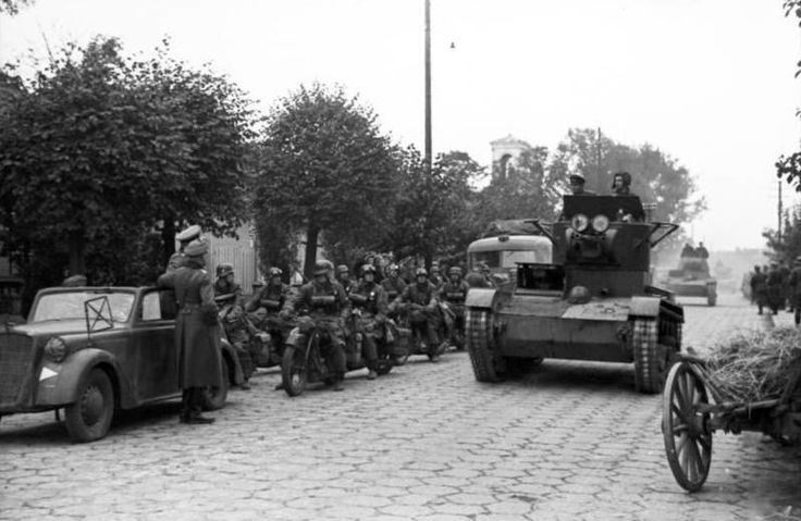 Poland invasion - 1939