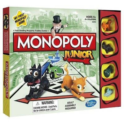 Monopoly Junior Board Game : Target