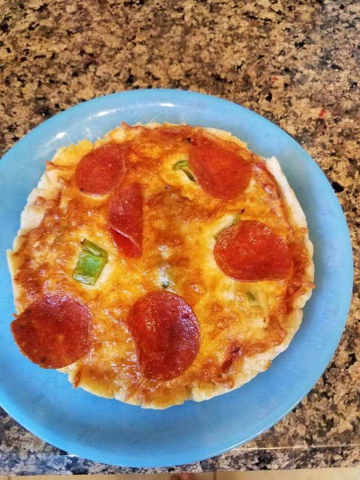 Air fryer pizza 3 winks design in 2020 air fryer