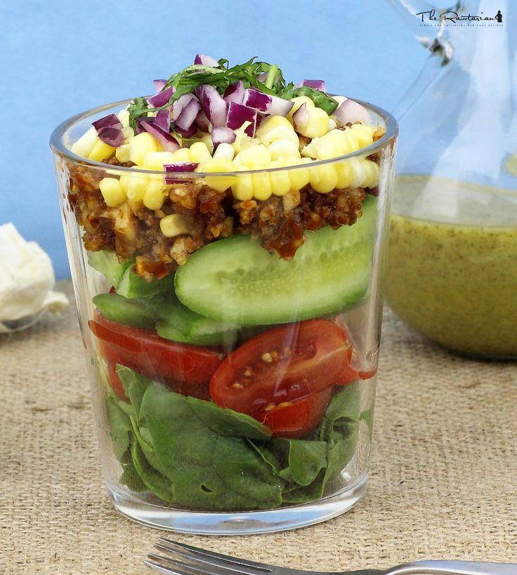 The Rawtarian: Raw taco salad recipe
