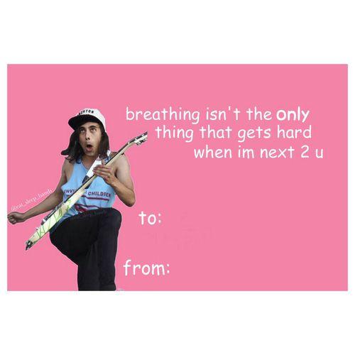 Funny Valentines Meme Tumblr : Pierce the veil valentine cards google search pickup