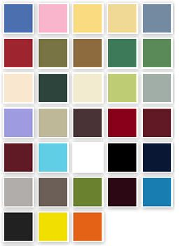 Rustoleum 2x Spray Paint Color Chart Home Painting