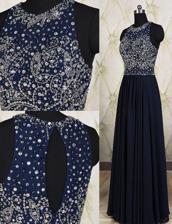 Welcome to our store. Custom make is available. Any problems, please contact us freely! just contact with: bsbridal@hotmail.com 1. Color: The Pic color is navy blue If you want dress color to be diffe