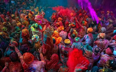 This Beautiful World: Indian Festivals and Celebrations | Her Campus
