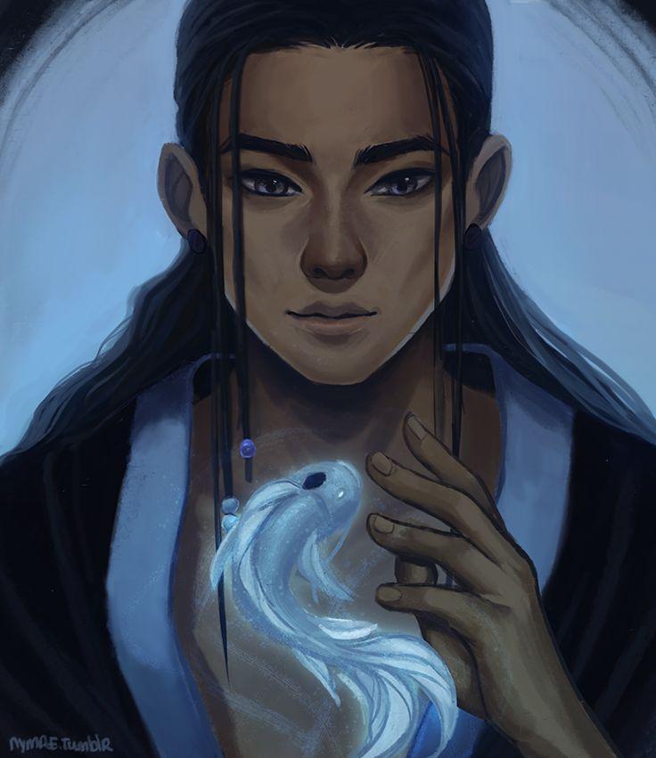 Moon In Avatar Movie: The White, Avatar The Last