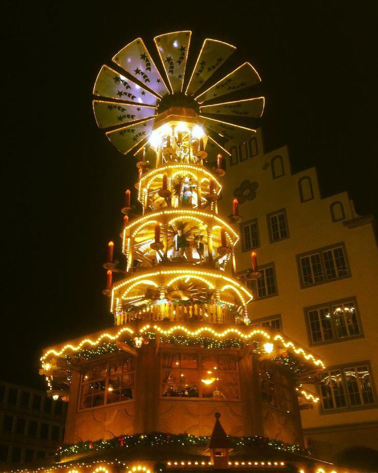 Pyramide auf dem Rostocker Weihnachtsmarkt  #amazing #wow #amazingpin #best #cool