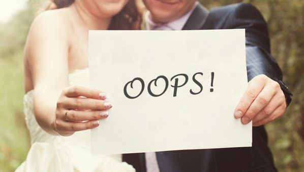Find out what not to do when planning a summer wedding at SHEfinds weddings.
