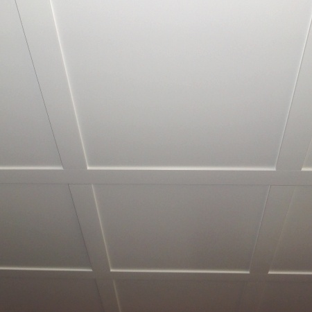 Another great suspended ceiling. We like this one the best.
