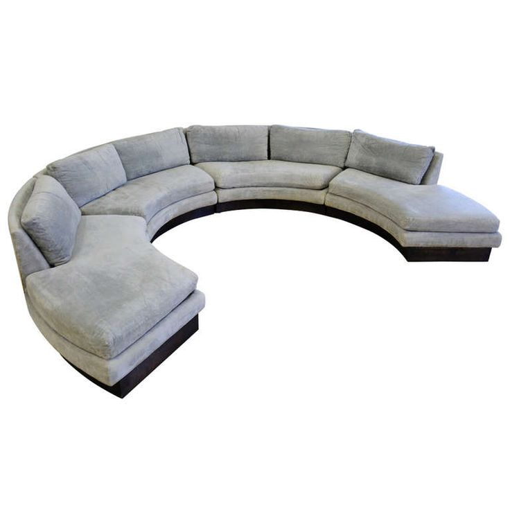 semi circular sofa couch sofa menzilperde net. Black Bedroom Furniture Sets. Home Design Ideas