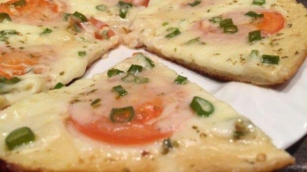 Fotopostup: Superrychlá pizza z pánve