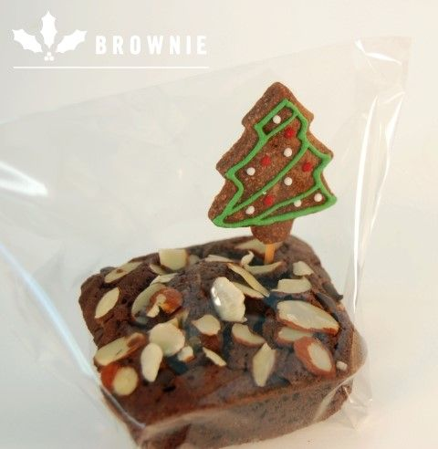 2013 christmas gift - brownie