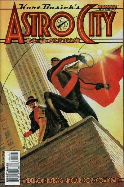Kurt Busiek's Astro City: The Tarnished Angel (Kurt Busiek, Brent Eric Anderson et. al) / PN6728.A79 B774 2000 / http://catalog.wrlc.org/cgi-bin/Pwebrecon.cgi?BBID=12930732