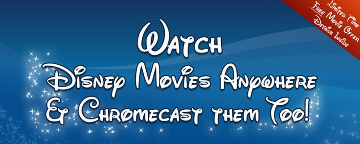 Free movie provide and Chromecast users can cast digital Disney motion pictures to their television. So, what are you waiting for? Go and enjoy the magic of Disney movies.