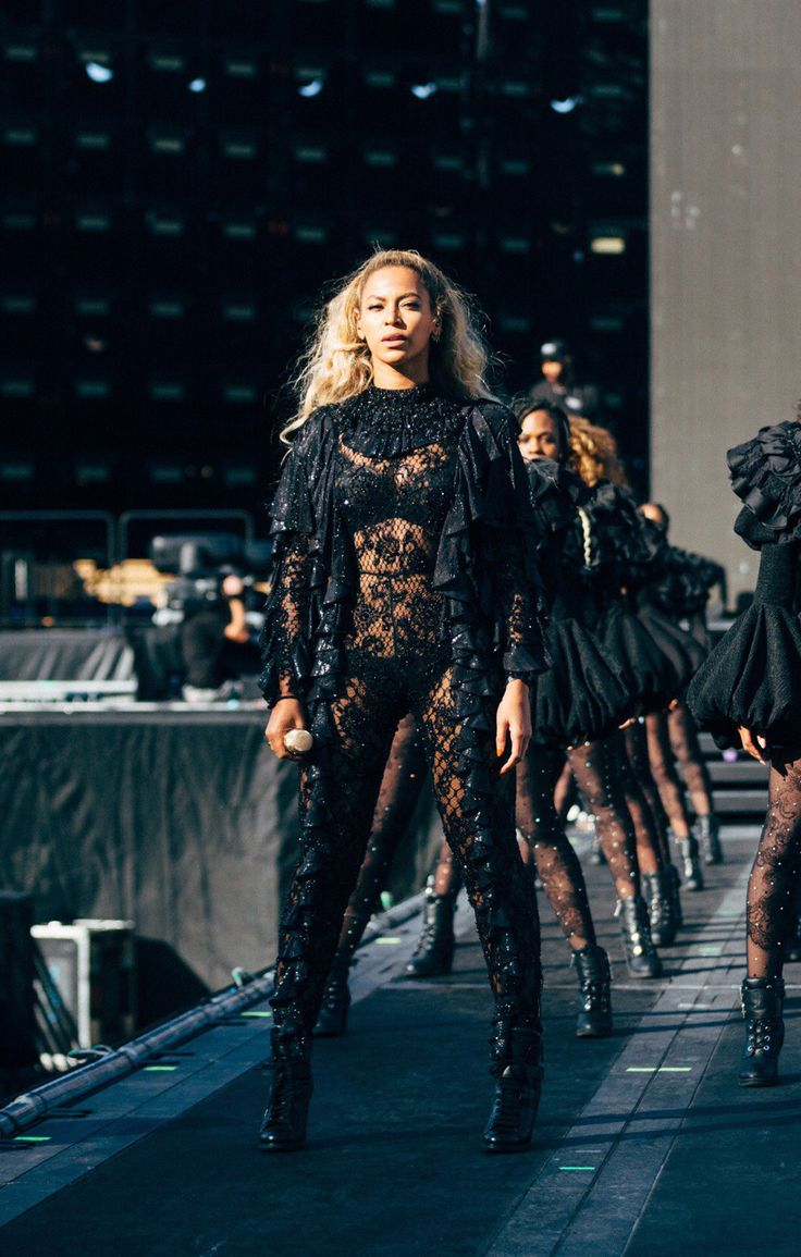 Beyoncé Formation World Tour Dodger Stadium Los Angeles California 14th September 2016